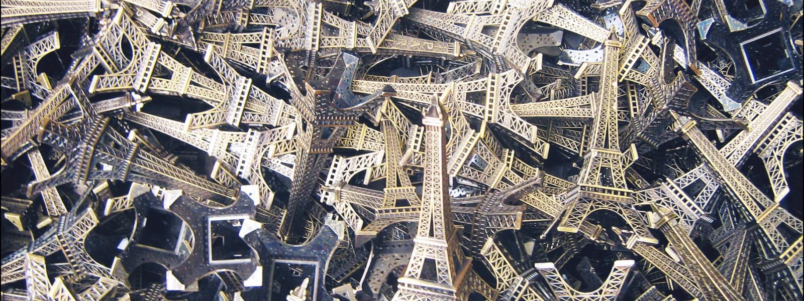 Paryż pamiątki