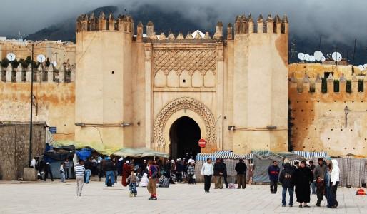 Fez maroko