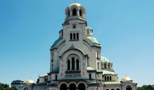 Autostopem do Turcji – Sofia