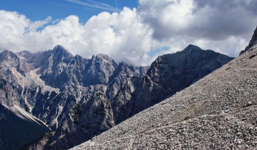 Alpy Julijskie – Hanzova Pot na Małą Mojstrovkę