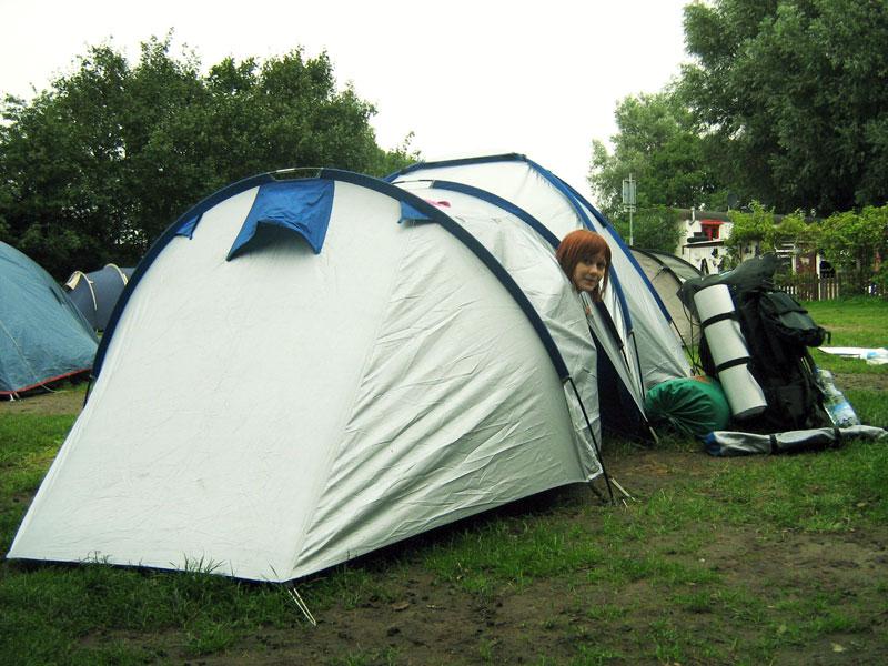 Amsterdam camping
