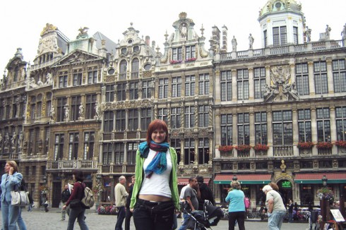 Bruksela Grand Place