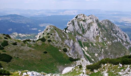 Velki Meded w górach Durmitor