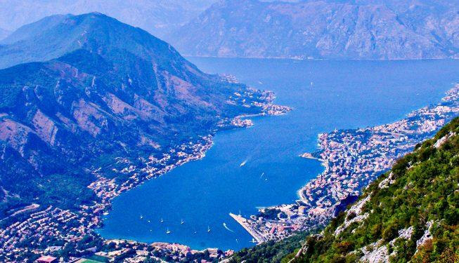 Mauzoleum Niegosza i Boka Kotorska