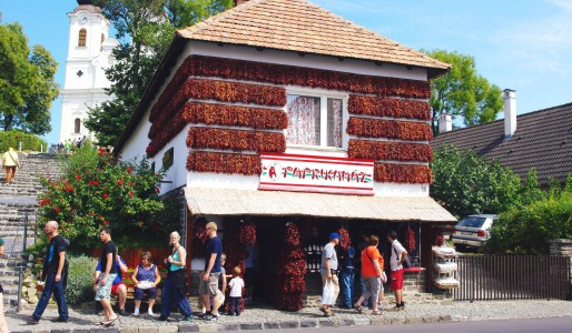 Miasto pachnące lawendą i papryką – węgierskie Tihany