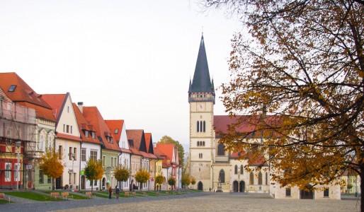 Renesansowy Bardejov