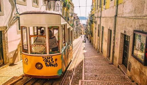 Pierwsze dni w Lizbonie