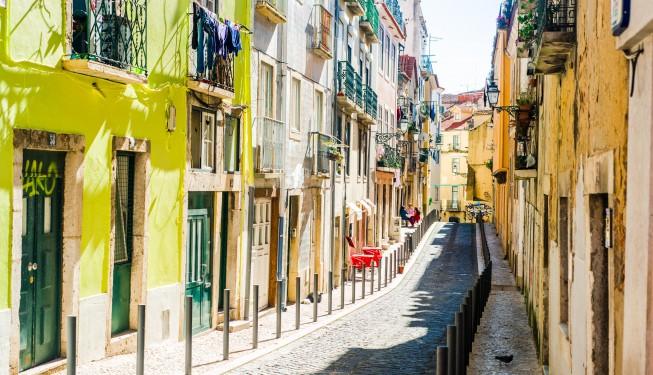 Jak się poruszać po Lizbonie