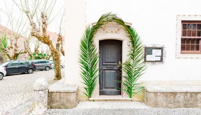 Niedziela Palmowa w Portugalii