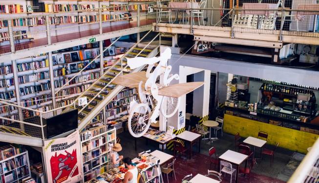 Lx Factory: Lizbona nowoczesna