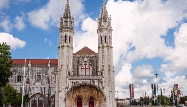 Muzeum Morskie w Lizbonie