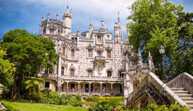 Mityczny mistycyzm – Quinta da Regaleira, Sintra