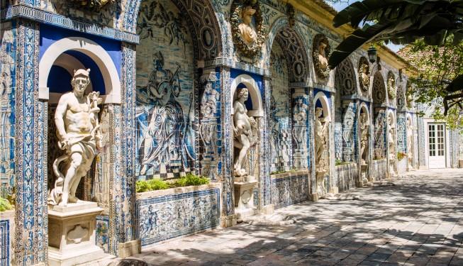 Pałac Fronteira – nieznany skarb Lizbony