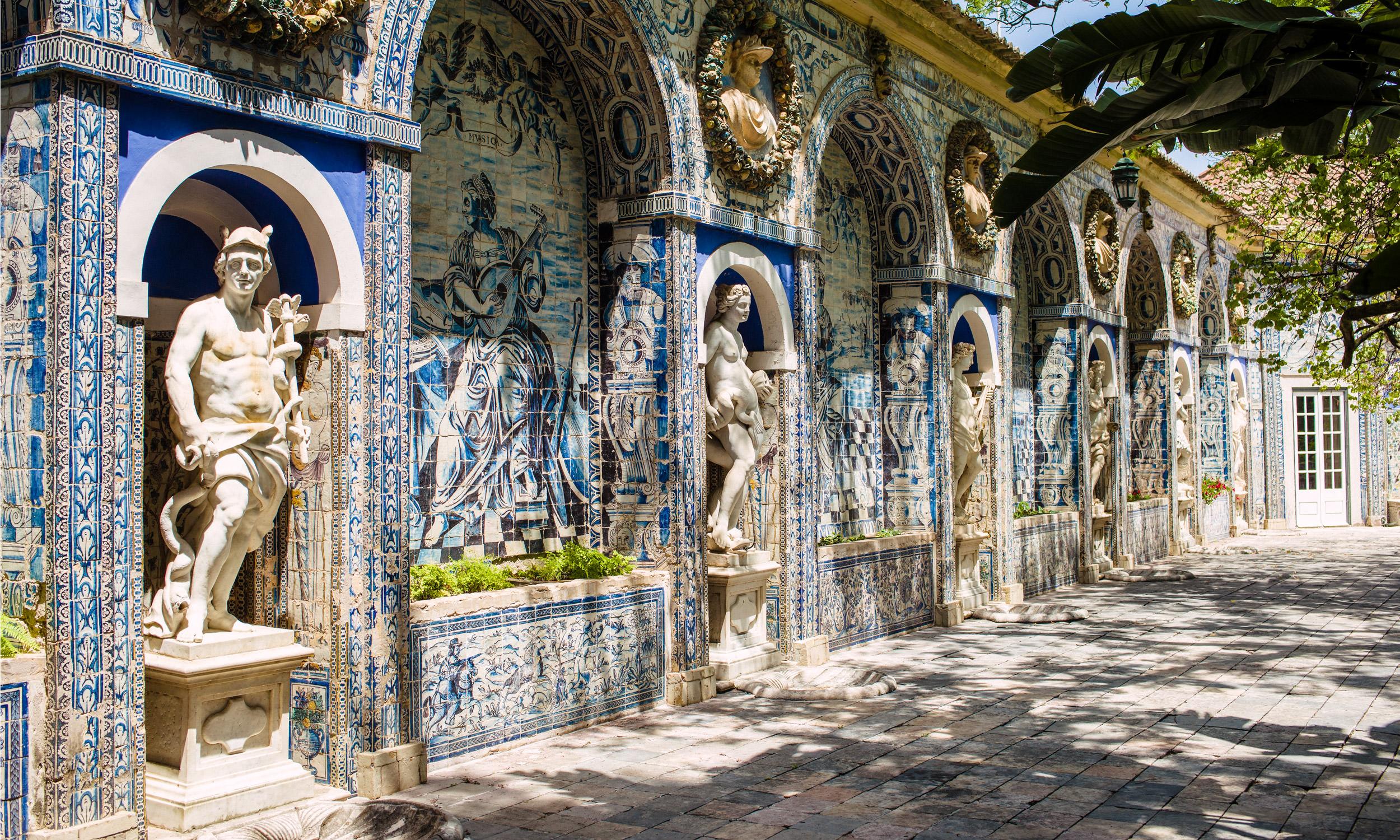 Pałac Fronteira Lizbona