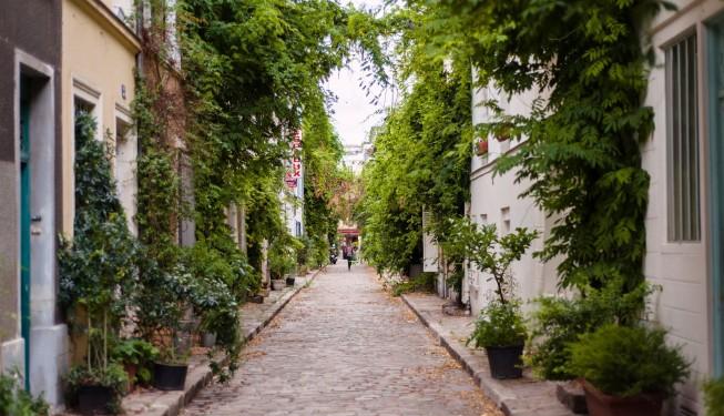 Moje ulubione miejsca w Paryżu