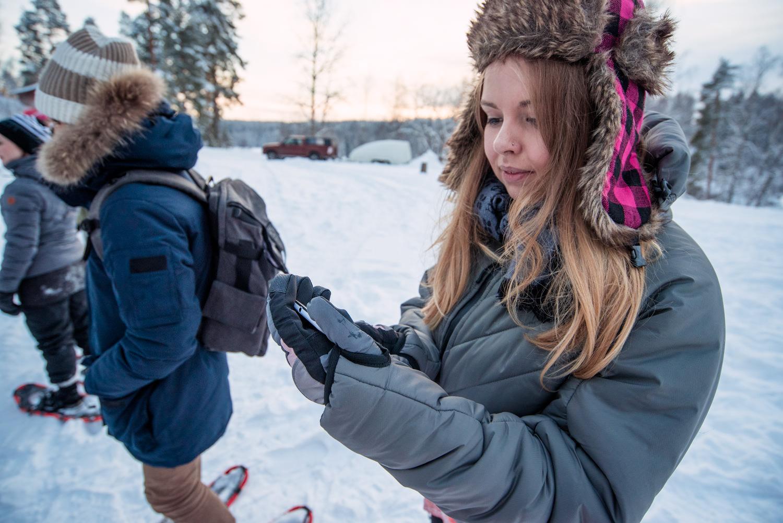 finlandia rakiety sniezne