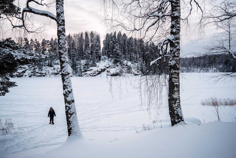 jezioro nuuksio