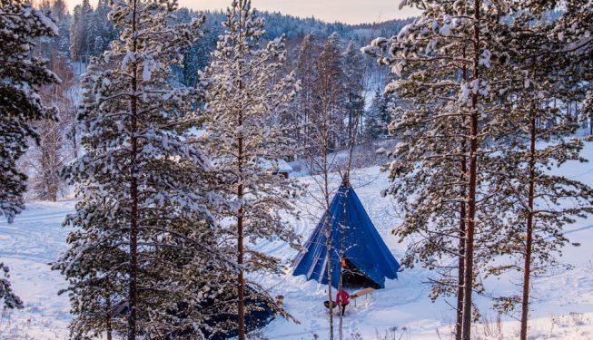 Park Narodowy Nuuksio – kontakt z naturą blisko Helsinek