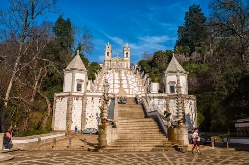 braga klasztor kościół