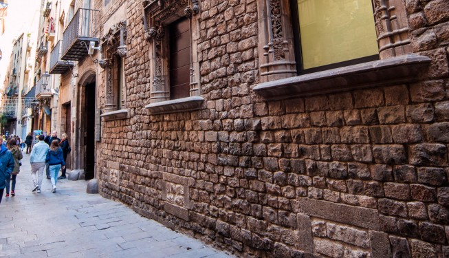 Barcelona: Cudowna Dzielnica Gotycka