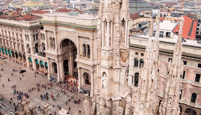 Co zobaczyć w Mediolanie – i czy cokolwiek warto?