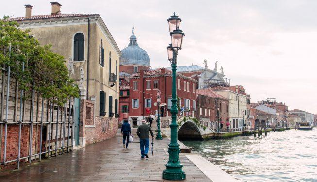 Moja prywatna Wenecja – wyspa Giudecca