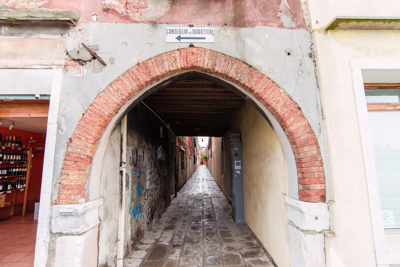 wenecja portal