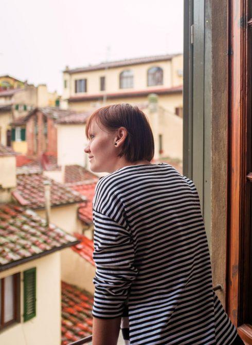 airbnb we florencji