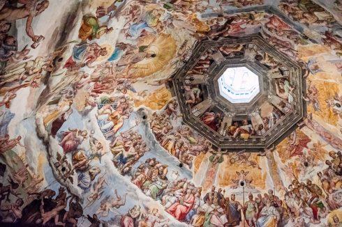 freski w santa maria del fiore