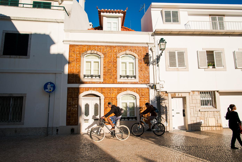 ulica w portugalii