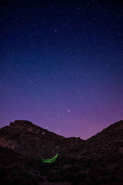 obserwowanie gwiazd teneryfa