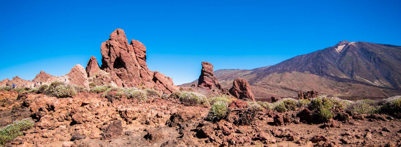 wulkan Teide