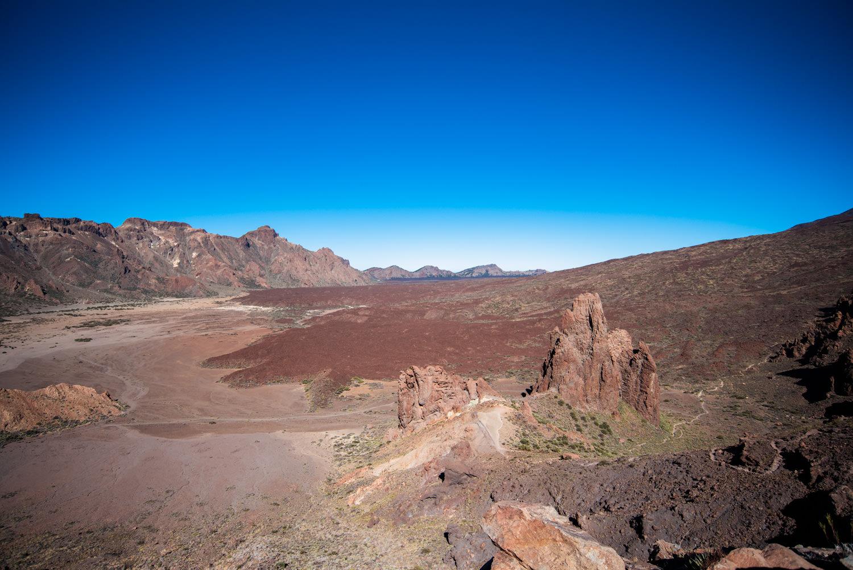 teneryfa wulkan