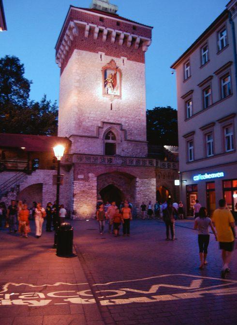 brama-florianska-krakow