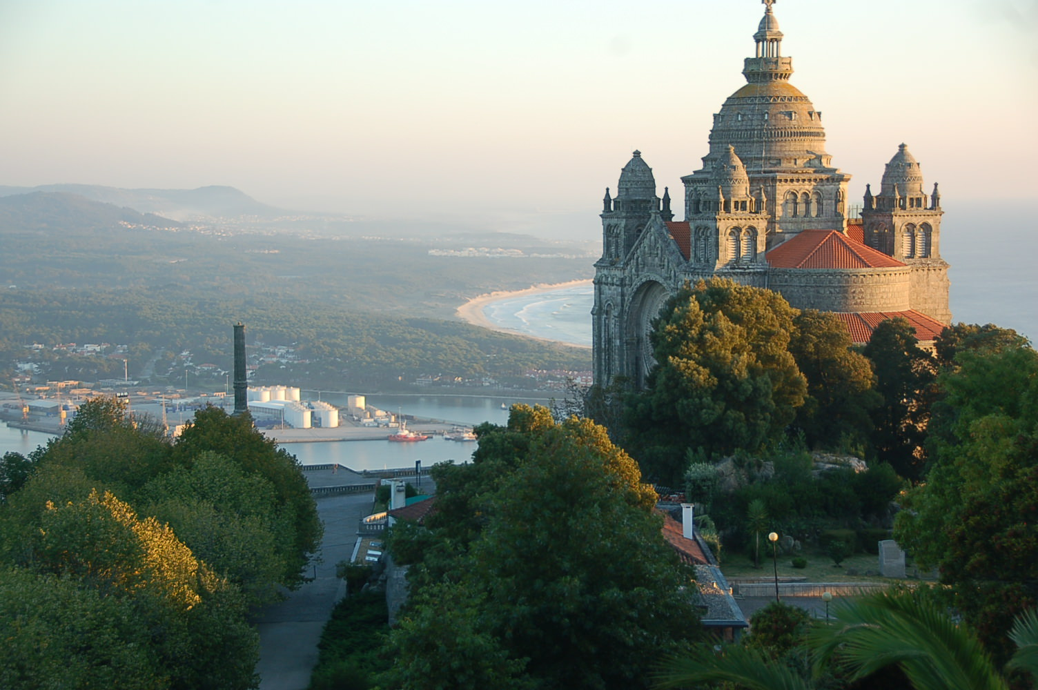 viana de castelo portugalia