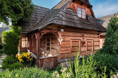 chocholow domy
