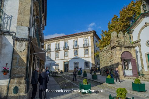 guimaraes portugalia stare miasto