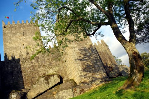 guimaraes zamek