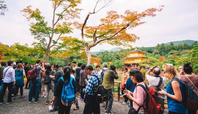 Moje wielkie japońskie rozczarowanie: Złoty Pawilion Kinkaku-ji