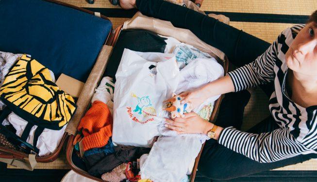 Jak się pakuję na kilka miesięcy w podróży: Historia prawdziwa