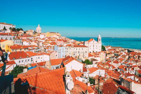 Co zobaczyć w Lizbonie - Alfama