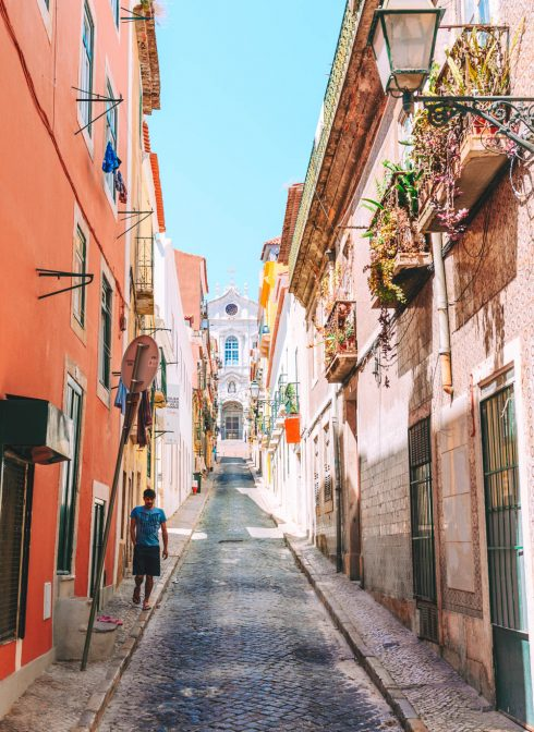 Bairro Alto Lizbona