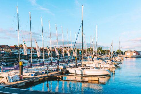 port w Lizbonie