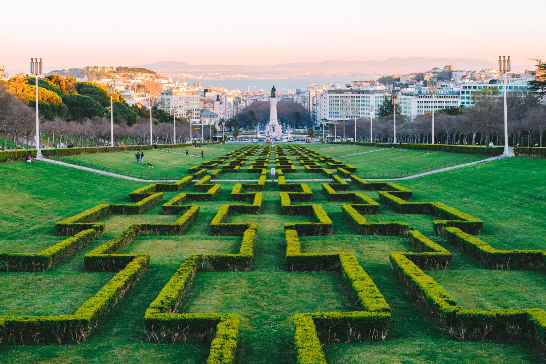punkt widokowy Lizbona