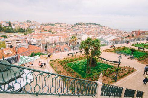 Soo Pedro de Alcantara punkt widokowy