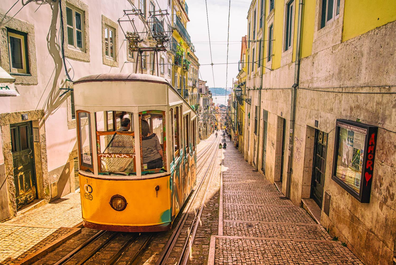 Co zobaczyć w Lizbonie – Bairro Alto