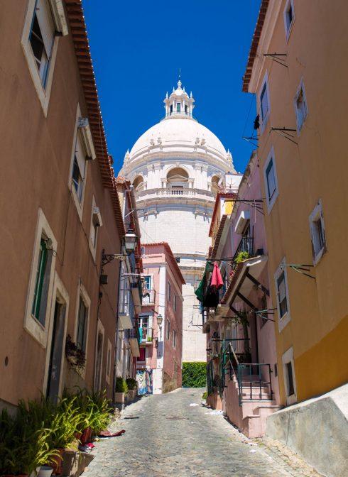 ciekawe miejsca w Lizbonie panteon narodowy