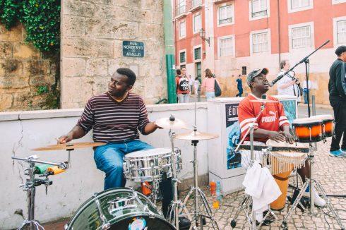 muzycy w Portugalii
