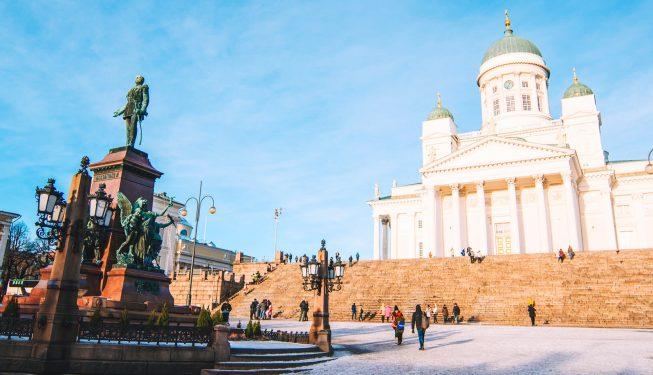 Co zobaczyć w Helsinkach w jeden dzień + gdzie zjeść, jak poruszać się po mieście