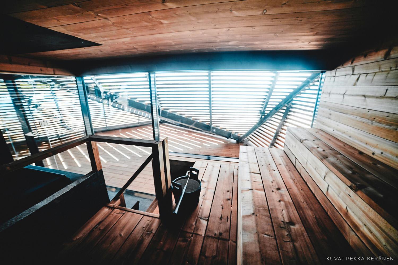 Loyly sauna publiczna w Helsinkach